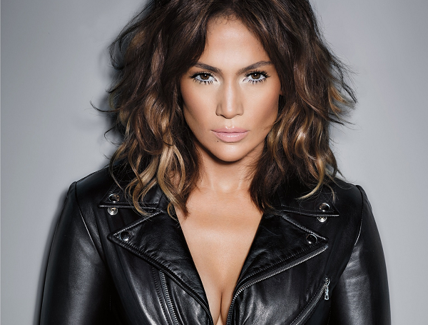Jennifer Lopez Black Jacket