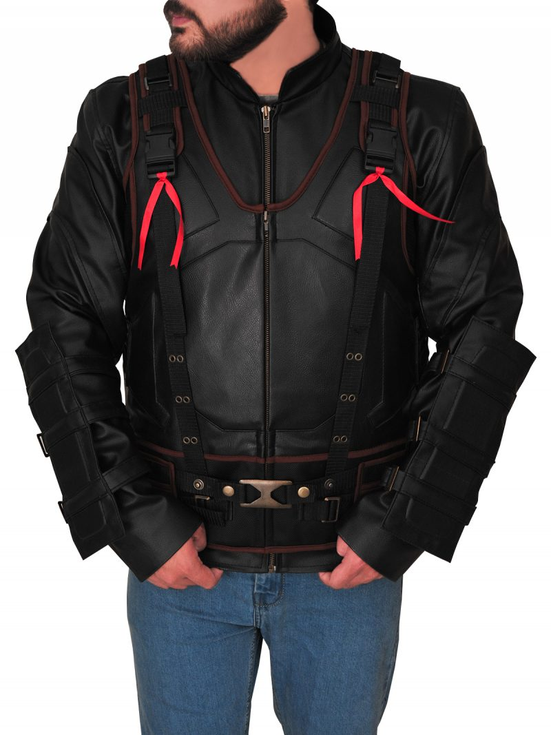 THE DARK KNIGHT RISES BANE TOM HARDY JACKET