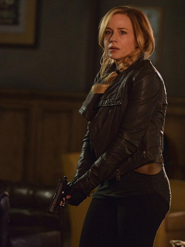 Defiance Julie Benz Jacket