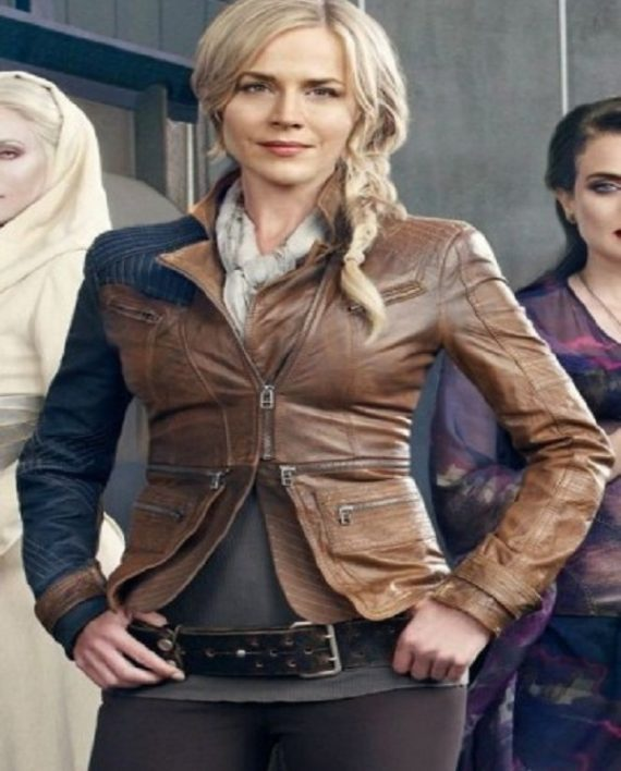 JULIE BENZ Leather Jacket
