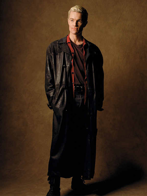 Spike Buffy the Vampire Slayer Leather Coat