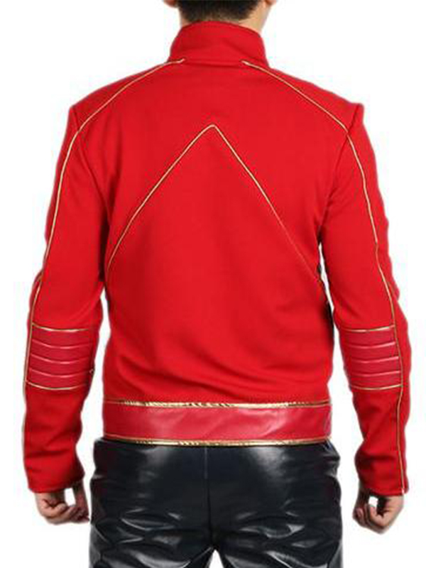 The Flash Season 2 Jay Garrick Red Jacket