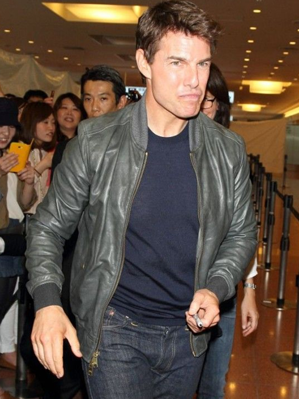 Tom Cruise, Oblivion Premiere Jacket,