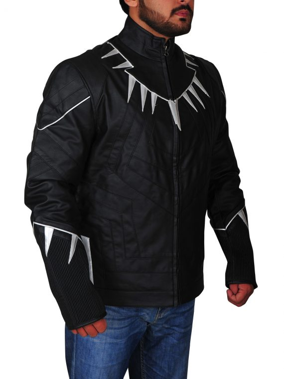 Captain America Black Panther Jacket,