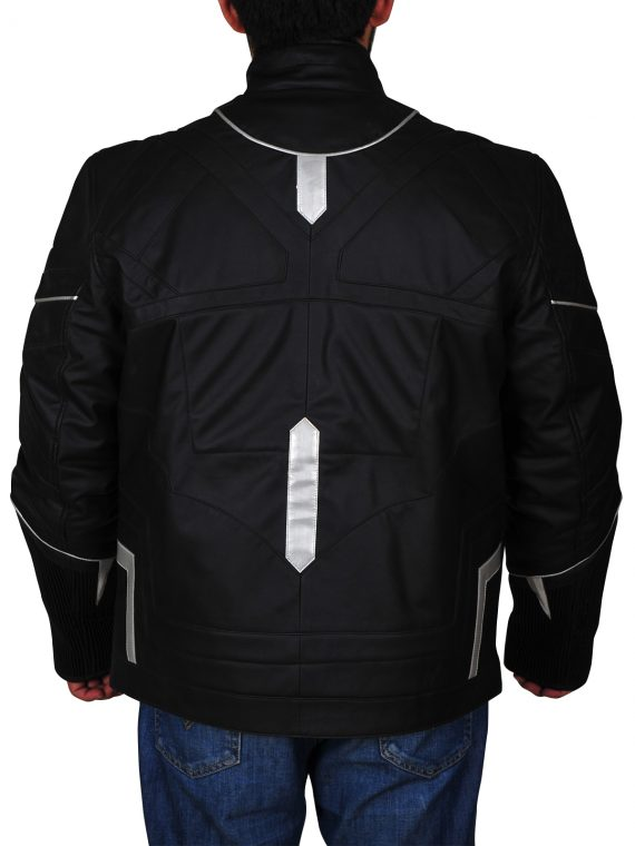 Captain America Panther Jacket,