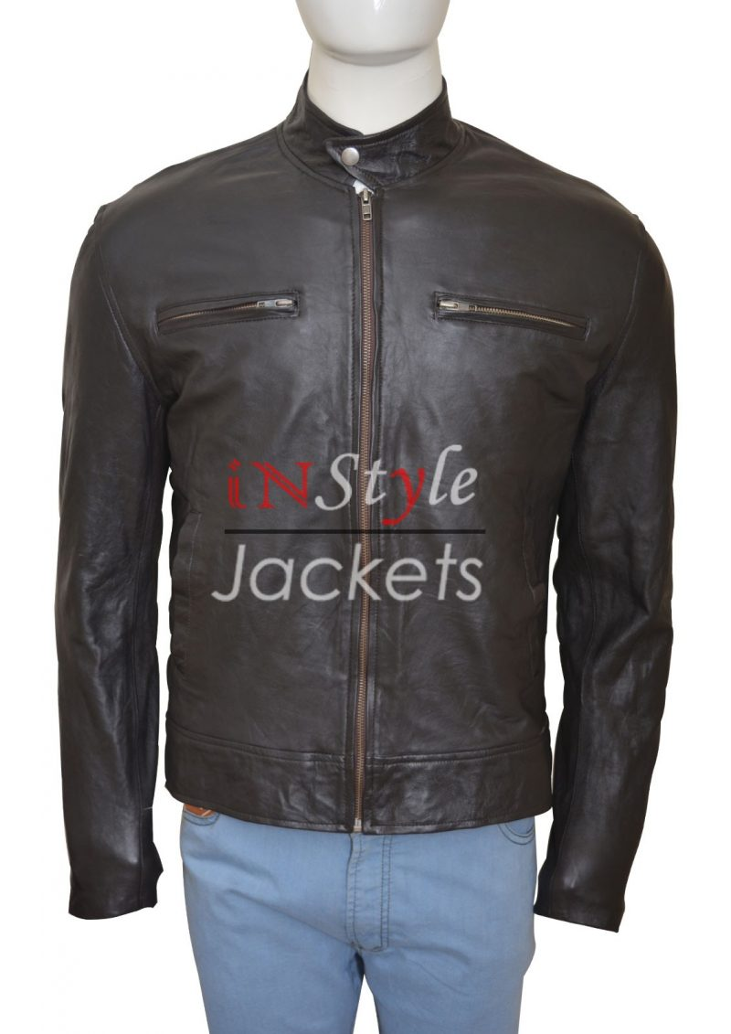 Chris Evans Civil War Event Jacket