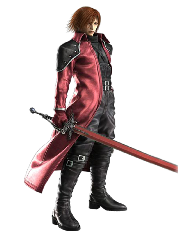 Final Fantasy Genesis Rhapsodos Coat
