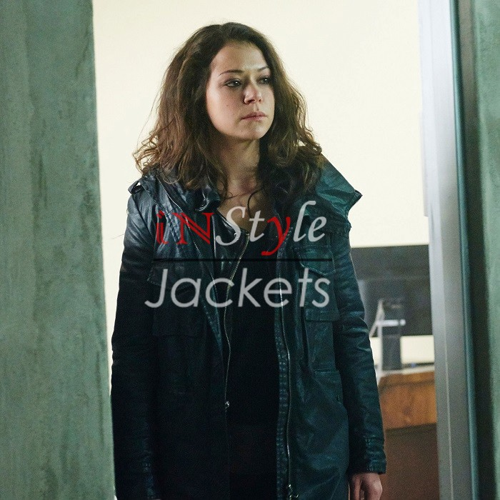 Graceful Orphan Black Sarah Manning Jacket