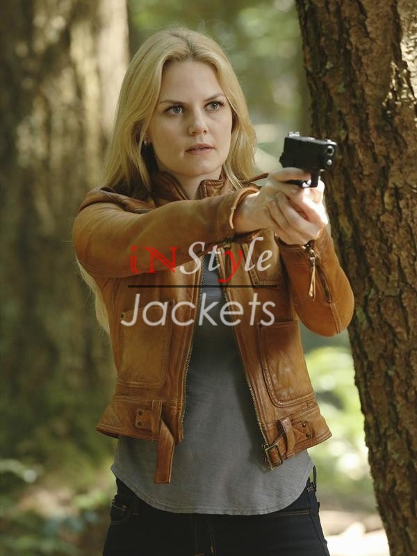 Once Upon A Time Season 4 Emma Swan Jacket