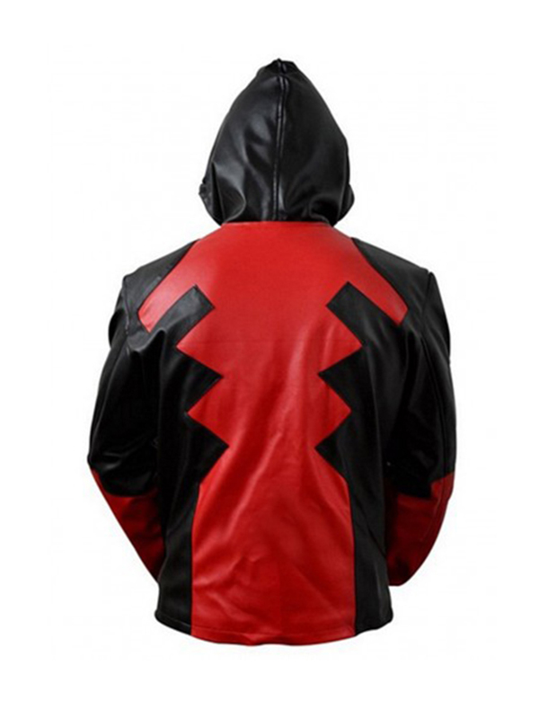 Ryan Reynolds Costume Hooded Jacket