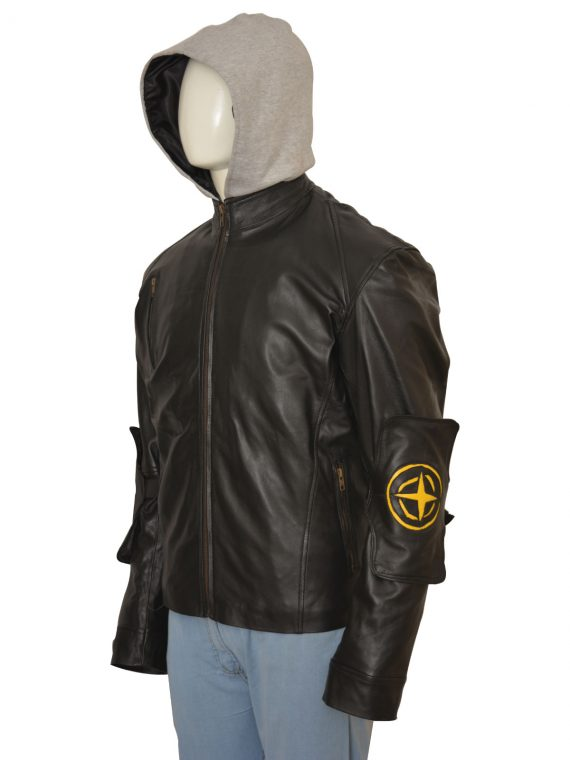 The Division Video Game Black Jacket