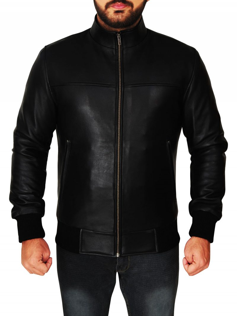 The Vampire Diaries Season 4 Damon Salvatore Jacket,