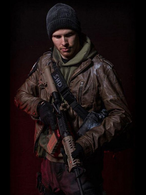 Tom Clancy The Division Game Jacket