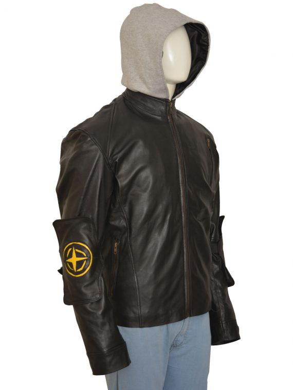 Tom Clancys The Division Black Jacket