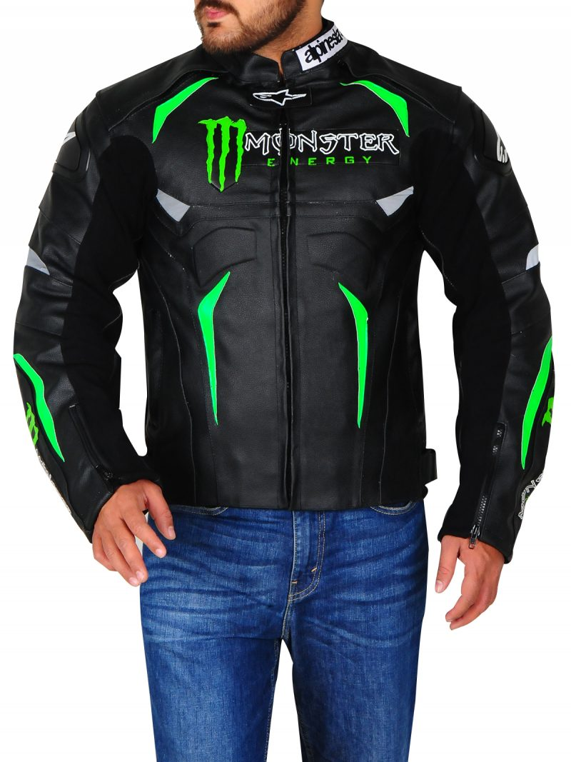 ALPINESTARS MONSTER ENERGY Biker JACKET