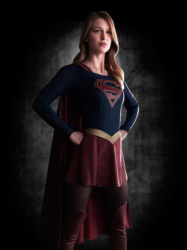 Helen Slater Supergirl TV Series Costume Jacket