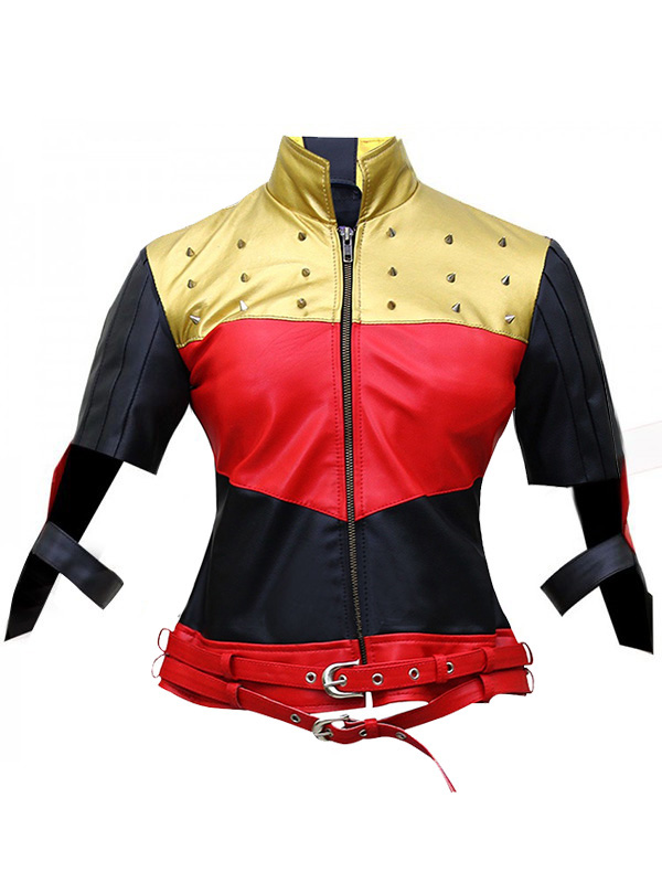 Injustice Gods Among Us Harley Quinn Kiss This Jacket
