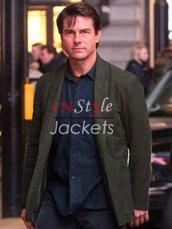Mission Impossible 2015 Movie Tom Cruise Coat