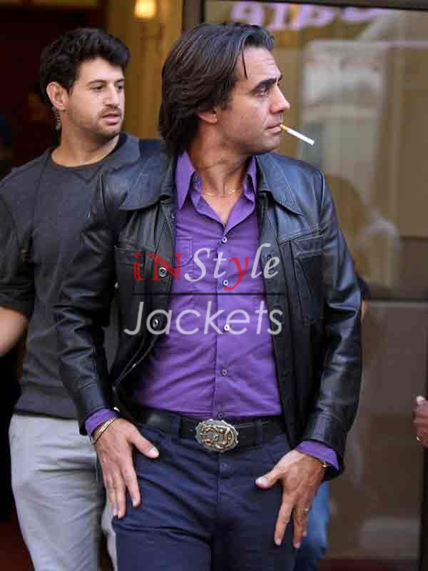 Bobby Cannavale Vinyl TV Series Jacket
