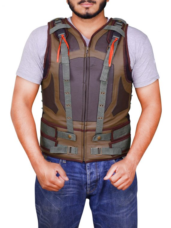 Movie The Dark Knight Rises Bane Vest,