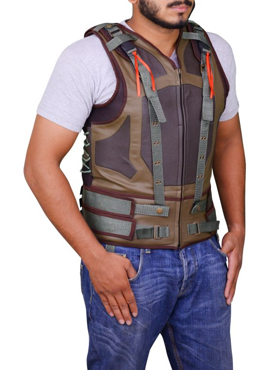 Movie The Dark Knight Vest,