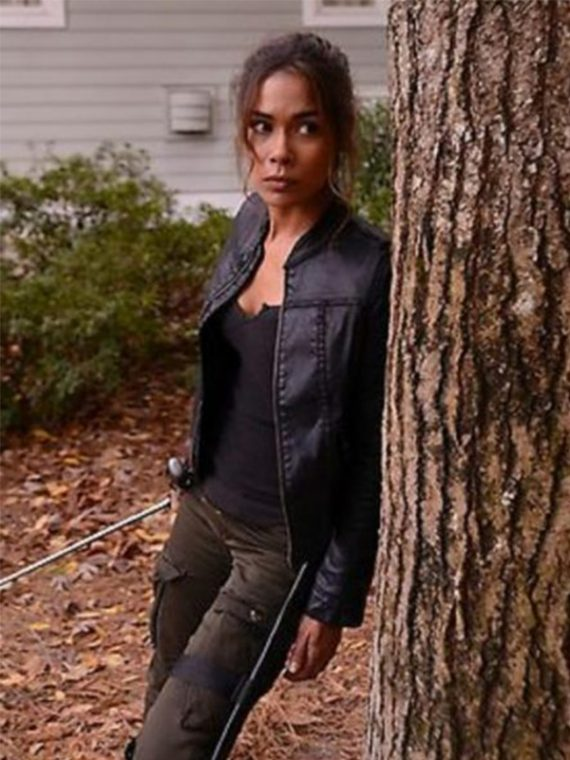 Revolution TV Series Nora Clayton Leather Jacket