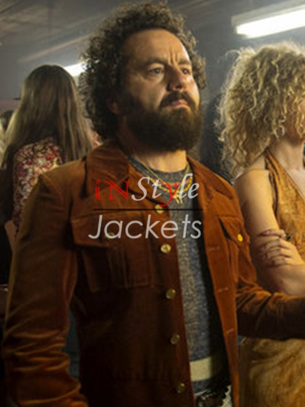 Vinyl TV Series Julie Silver Brown Jacket