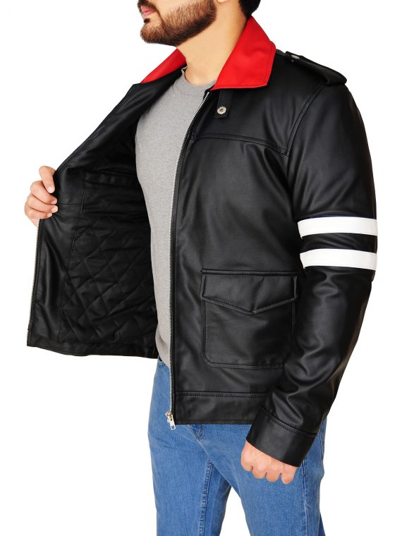 Alex Mercer Prototype Game Black Jacket,