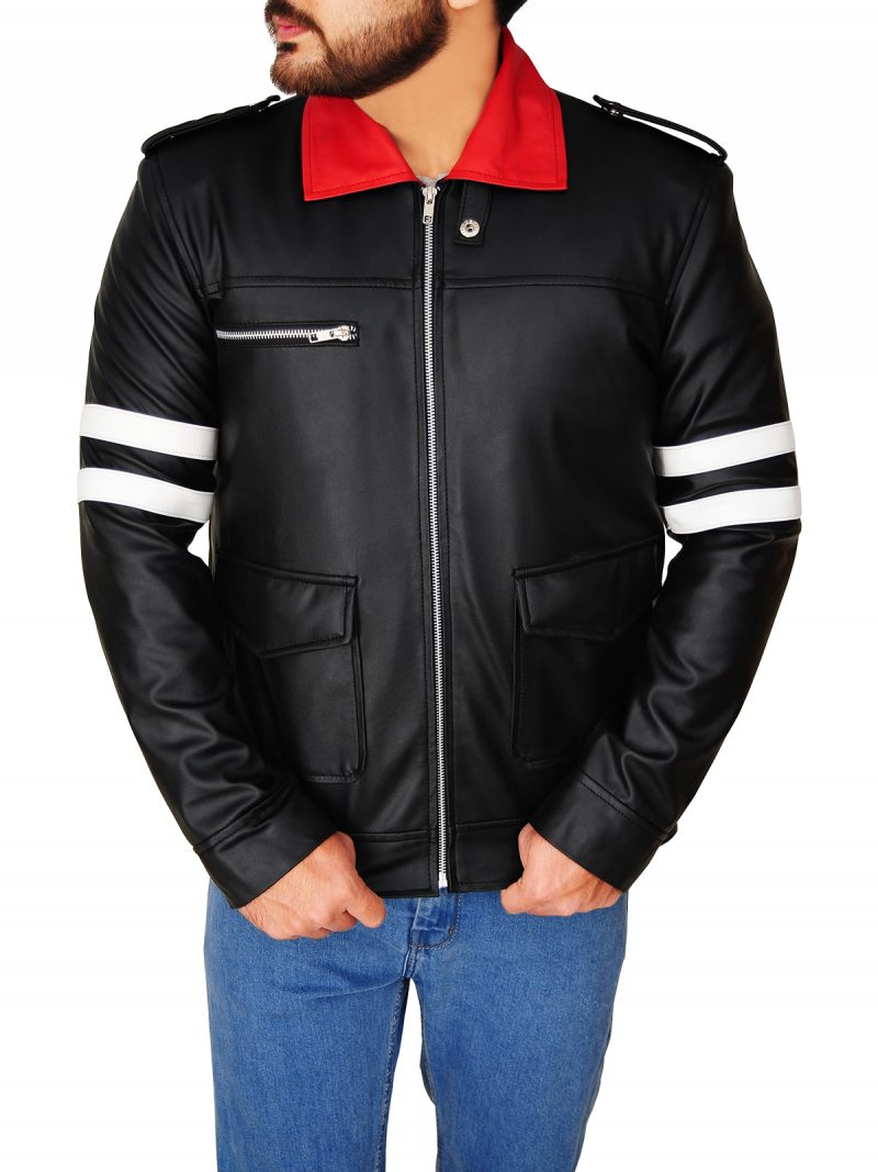 Alex Mercer Prototype Leather Jacket,