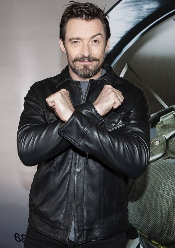 Hugh Jackman Leather Jacket