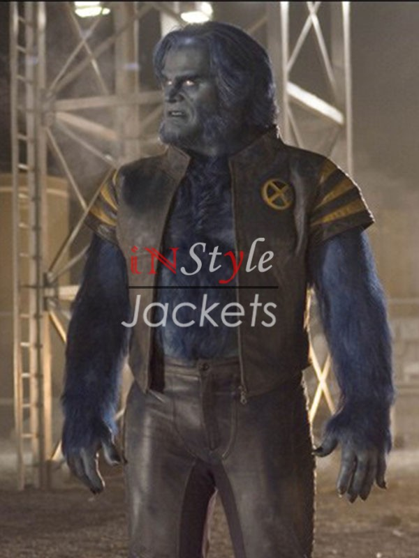 Kelsey Grammer X Men The Last Stand Beast Jacket