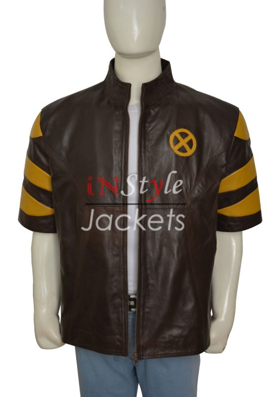 Kelsey Grammer X Men The Last Stand Leather Jacket