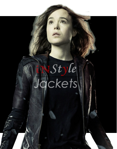 X Men Days Of Future Past Kitty Pryde Leather Jacket