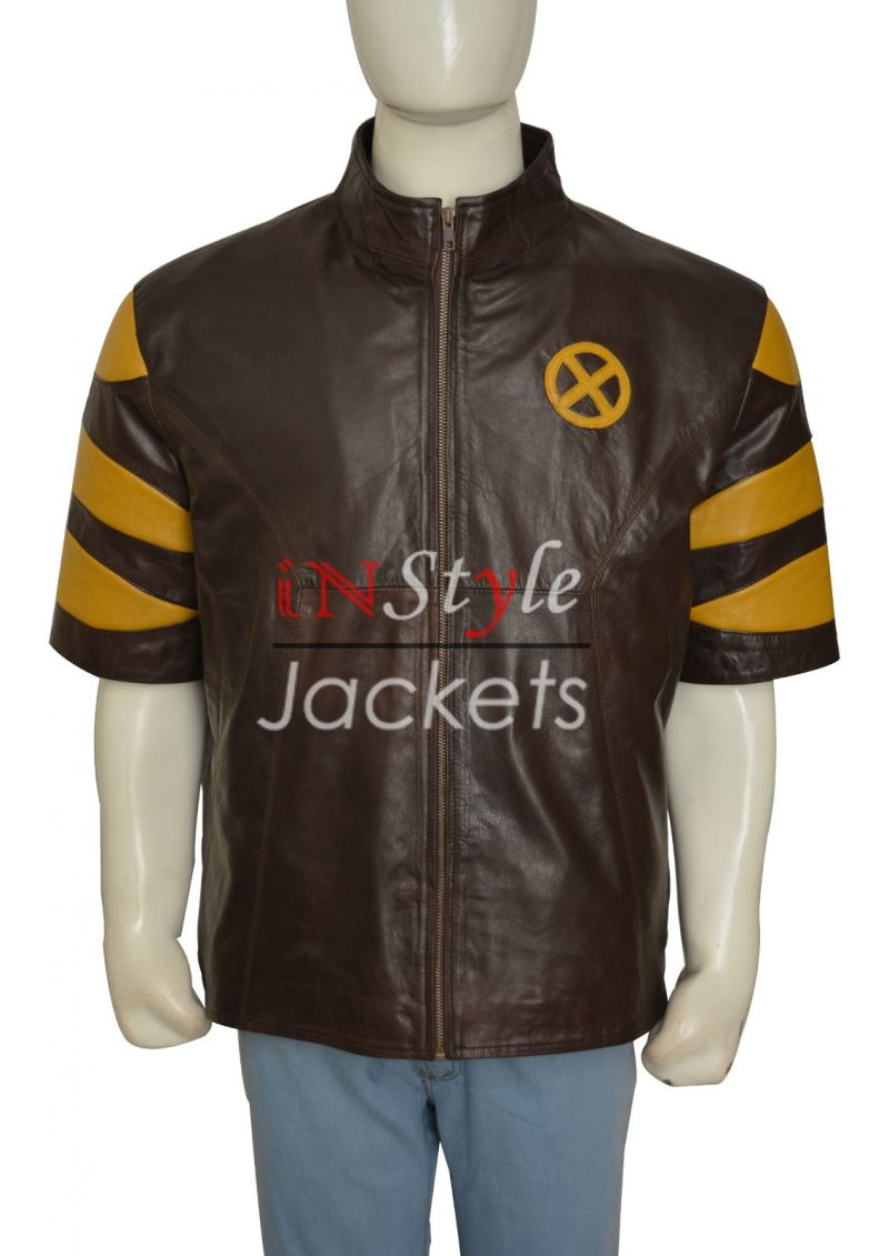 X Men The Last Stand Hank Brown Jacket