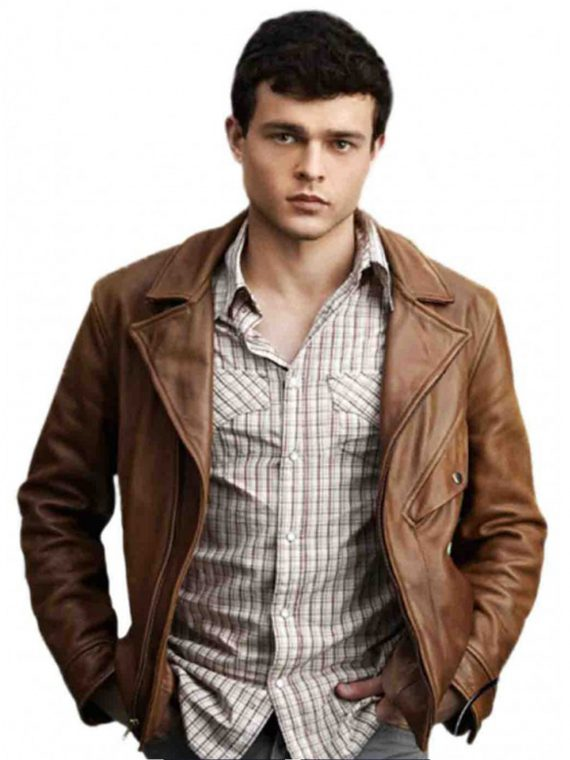 Alden Ehrenreich Beautiful Creatures Brown Jacket