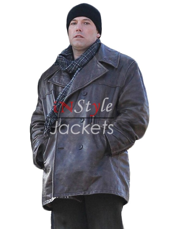 Ben Affleck Live By Night Leather Jacket