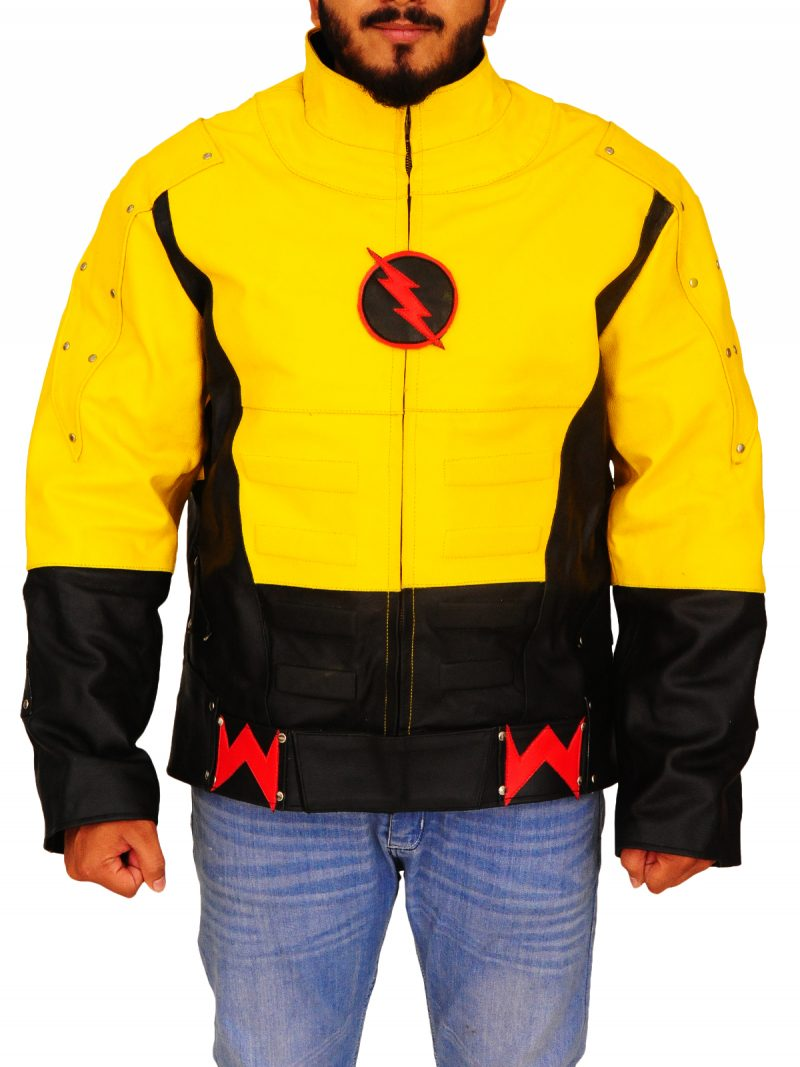 Eobard Thawne Reverse Flash Costume Jacket,