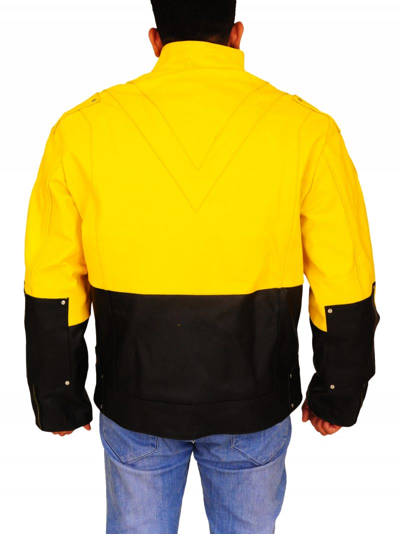 Eobard Thawne Reverse Yellow Jacket,