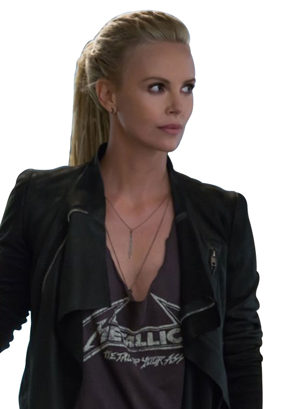 Villain Charlize Theron Jacket