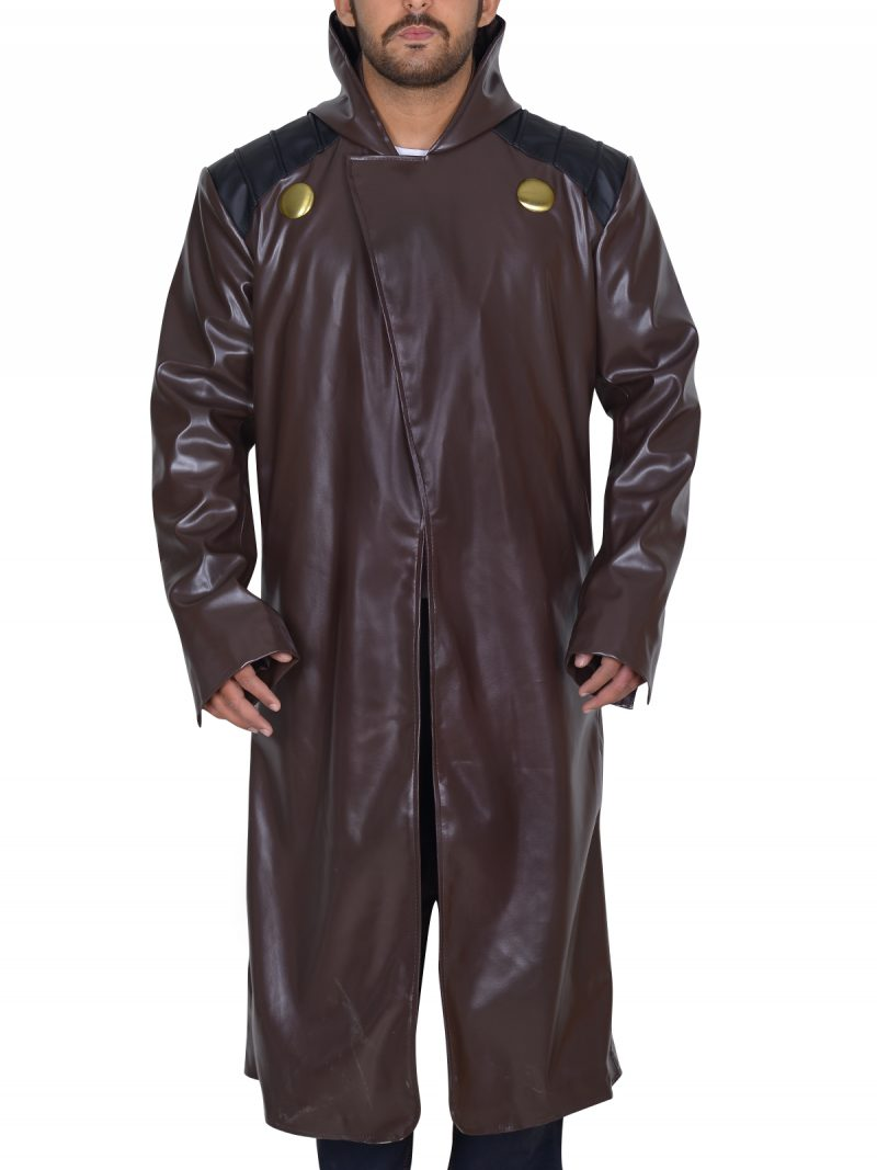 Fantastic Four Doctor Doom Costume Coat