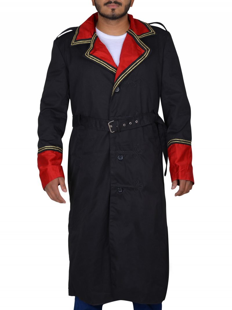 Game Warhammer 40k Commissar Yarrick Cotton Coat
