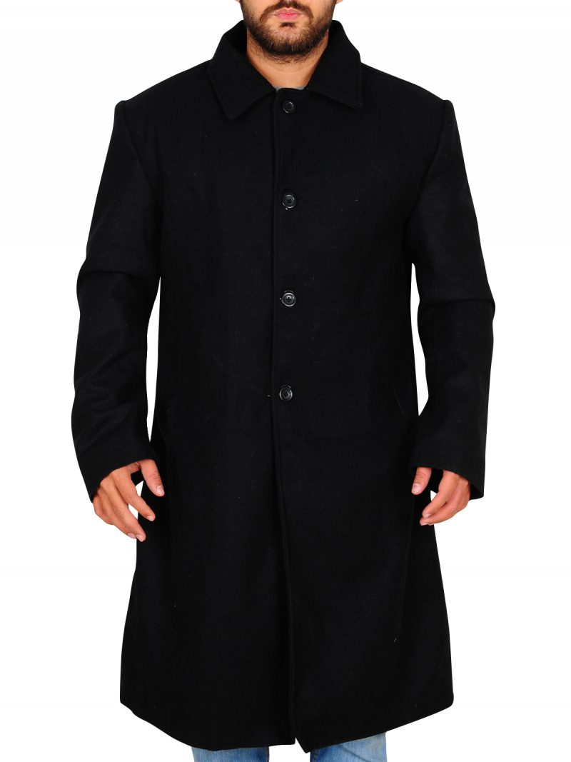 Raylan Givens Trench Coat