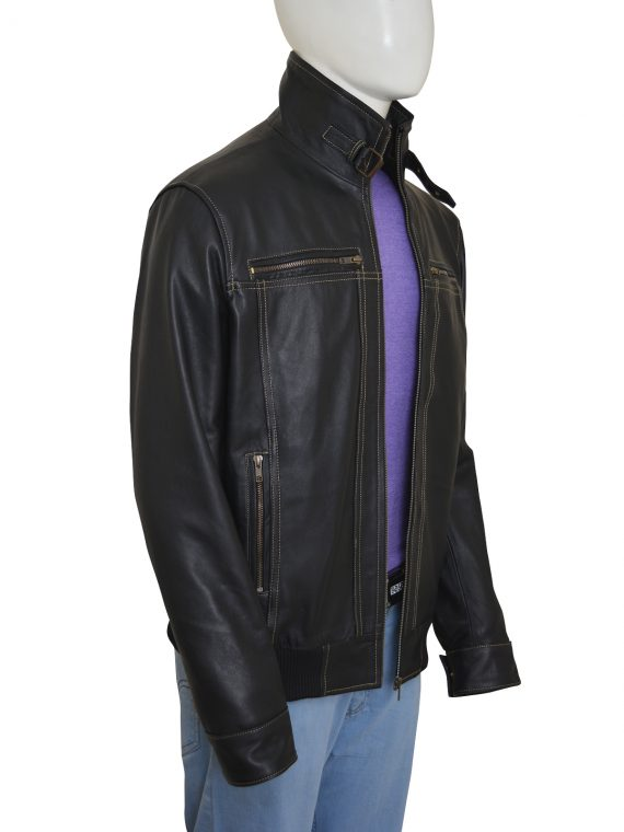 A Good Day to Die Hard John McClane Leather Jacket