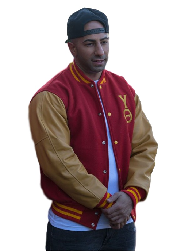Andre Hall Boo! A Madea Halloween Quinton Jacket