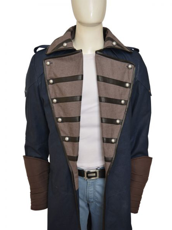 Arno Dorian Assassins Creed Unity Coat