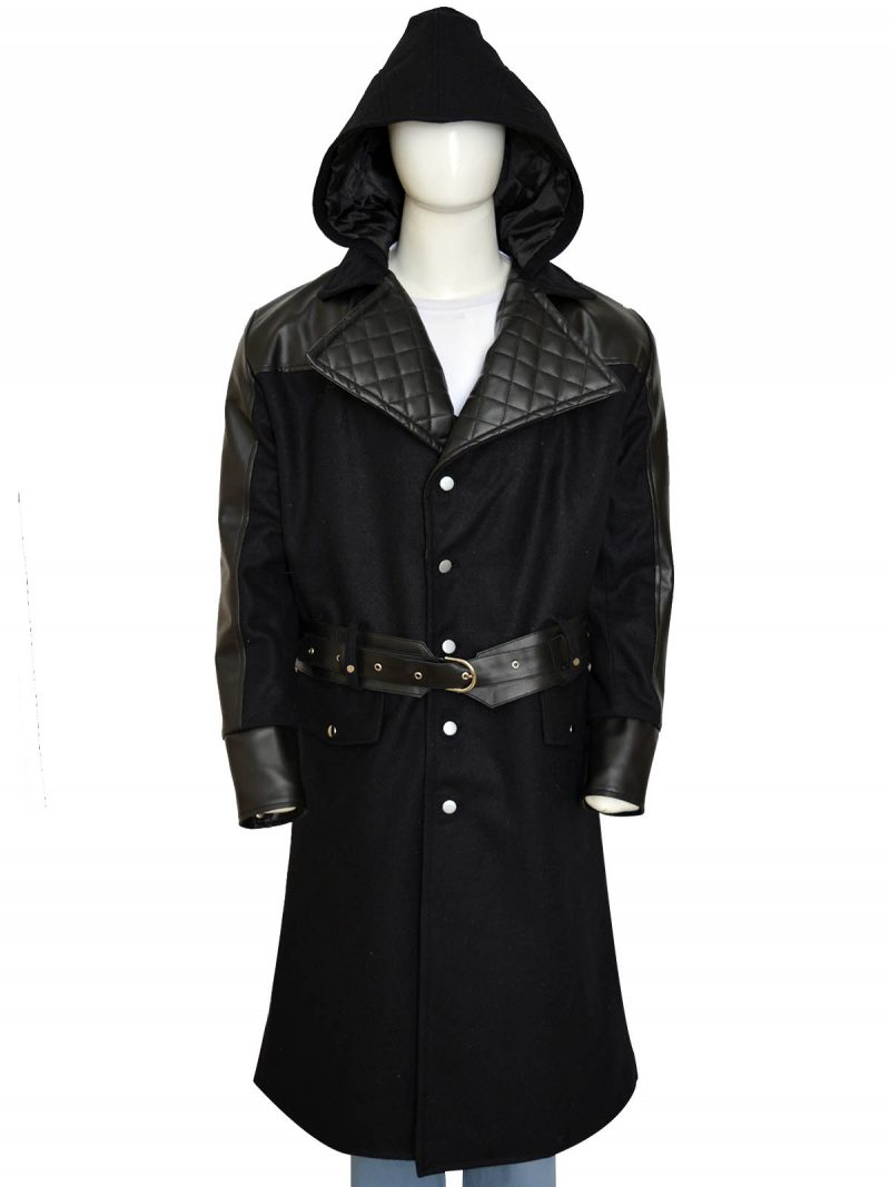 Assassins Creed Wool Coat