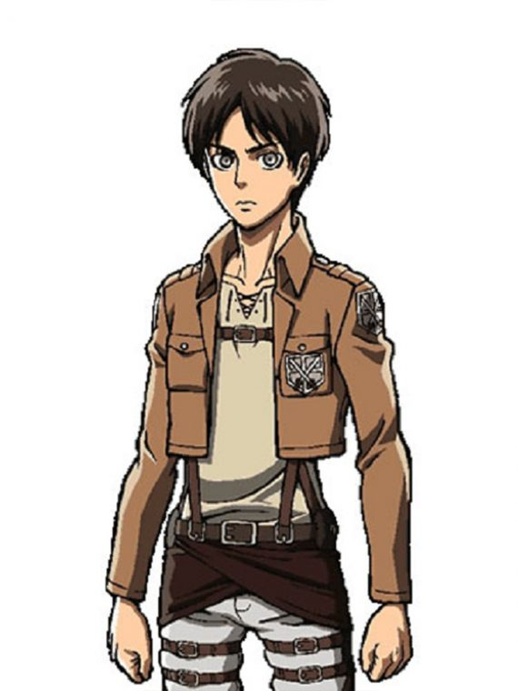Attack On Titan TV Jacket