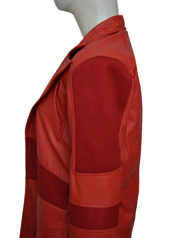 Captain America Scarlet Witch Civil War Coat