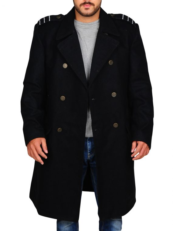Captain Jack Harkness Doctor Who Coat