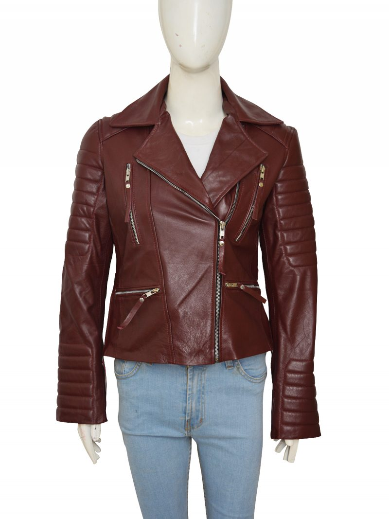 Detective Rosa Diaz Brooklyn Nine Nine Leather Jacket